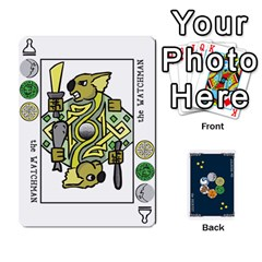 Decklet By Jamonton   Playing Cards 54 Designs   Q3awd2r445jm   Www Artscow Com Front - Spade8
