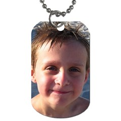Parker s Dogtags By Jennifer Mount   Dog Tag (two Sides)   Vplilq810eqo   Www Artscow Com Front