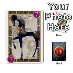 Battleline 1 Parte By Jamonton   Playing Cards 54 Designs   Ng4igwxcggqj   Www Artscow Com Front - Heart4