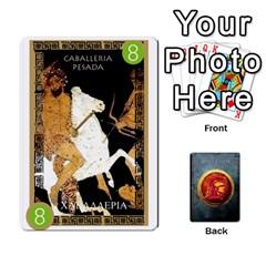 Jack Battleline 1 Parte By Jamonton   Playing Cards 54 Designs   Ng4igwxcggqj   Www Artscow Com Front - SpadeJ