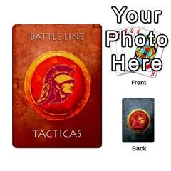 Jack Battleline 2 Parte By Jamonton   Playing Cards 54 Designs   Kd2ojos614lr   Www Artscow Com Front - DiamondJ