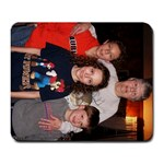 Granny s mousepad - Large Mousepad