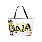 Saving Gaia - Classic Shoulder Handbag
