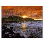 Sunset Puzzle - Jigsaw Puzzle (Rectangular)