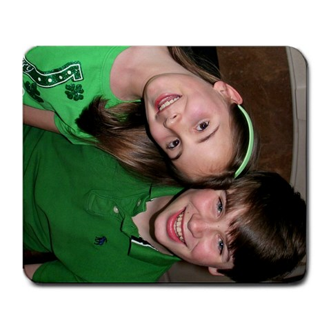 Kids On The Mousepad By Melissa Fagan   Large Mousepad   A3luy0qkn9zi   Www Artscow Com Front