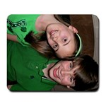 Kids on the mousepad - Large Mousepad