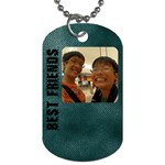 Kevin and Justin dogchain - Dog Tag (Two Sides)