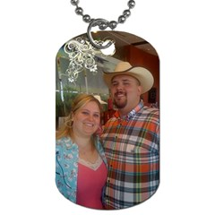 Mom s 1 By Ashley   Dog Tag (two Sides)   8zcwchbqnr0u   Www Artscow Com Front