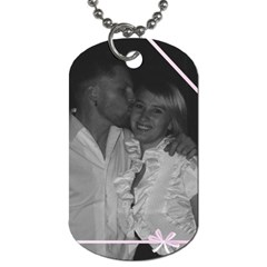 Mom s 1 By Ashley   Dog Tag (two Sides)   8zcwchbqnr0u   Www Artscow Com Back