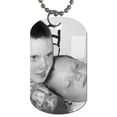 Becky By Matthew   Dog Tag (two Sides)   7pcxhhstopa6   Www Artscow Com Front