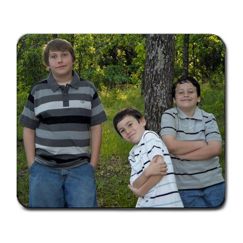 Pipes Boys By Tanya   Large Mousepad   0ka83wwq9j78   Www Artscow Com Front
