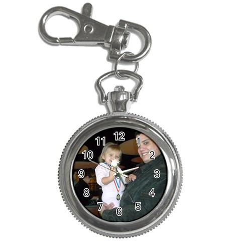 Arianna s First Recital Watch By Elizabeth   Key Chain Watch   1yv7nxufshmi   Www Artscow Com Front