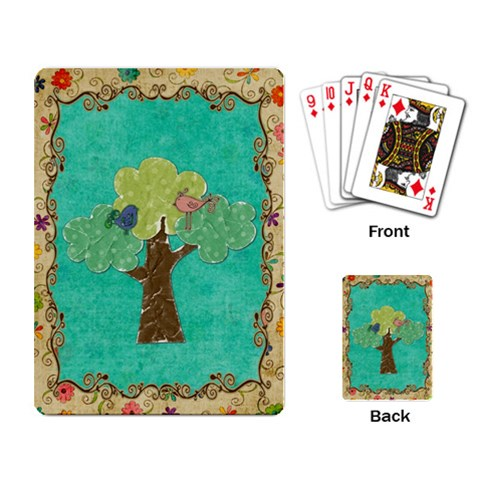 By Ashley   Playing Cards Single Design   4oinehk0n6rv   Www Artscow Com Back