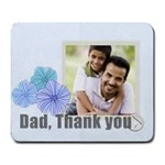 dad gift - Large Mousepad