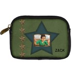 Zachary - Digital Camera Leather Case