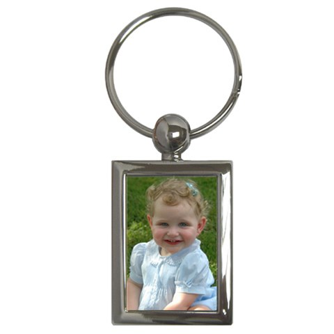 Key Ring By Beth   Key Chain (rectangle)   Rbor4f924arg   Www Artscow Com Front