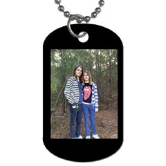 Bhm&tc By Kasie   Dog Tag (two Sides)   Zji6e3ee4zfq   Www Artscow Com Front