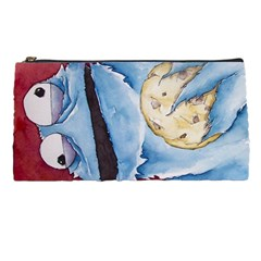 Cookie Monster By Hollie   Pencil Case   W0wo2ou1bzpz   Www Artscow Com Front