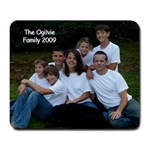 mouse pad ogilvie - Large Mousepad