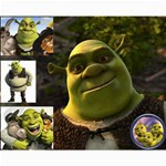 shrek tribute - Collage 8  x 10