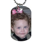 tag - Dog Tag (One Side)