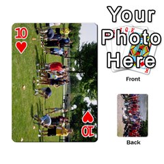 Camp Playing Cards By Megan   Playing Cards 54 Designs   85t52d7zgu7r   Www Artscow Com Front - Heart10