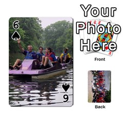 Camp Playing Cards By Megan   Playing Cards 54 Designs   85t52d7zgu7r   Www Artscow Com Front - Spade6