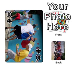 Camp Playing Cards By Megan   Playing Cards 54 Designs   85t52d7zgu7r   Www Artscow Com Front - Club10