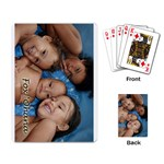 Kida cards - Playing Cards Single Design