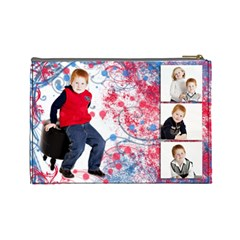 For Grandma!  By Jessica Sell   Cosmetic Bag (large)   B7mkyt85xo7n   Www Artscow Com Back