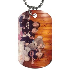 Tag For Mom By Jessica   Dog Tag (two Sides)   3jise86xgt4o   Www Artscow Com Front