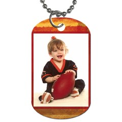 Tag For Mom By Jessica   Dog Tag (two Sides)   3jise86xgt4o   Www Artscow Com Back