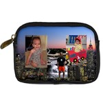 mom - Digital Camera Leather Case