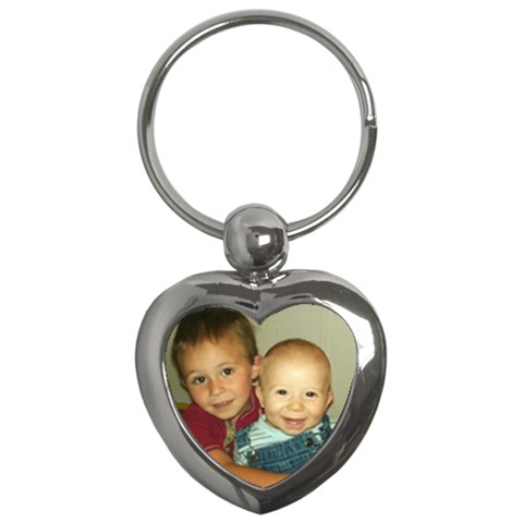 My Angels By Amanda   Key Chain (heart)   Ufl5odfvl7du   Www Artscow Com Front