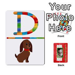 New Flash Cards By Brookieadkins Yahoo Com   Playing Cards 54 Designs   Tcmyo8zjddqm   Www Artscow Com Front - Diamond5