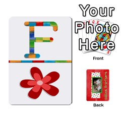 New Flash Cards By Brookieadkins Yahoo Com   Playing Cards 54 Designs   Tcmyo8zjddqm   Www Artscow Com Front - Diamond7