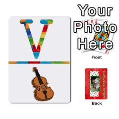 New Flash Cards By Brookieadkins Yahoo Com   Playing Cards 54 Designs   Tcmyo8zjddqm   Www Artscow Com Front - Club9