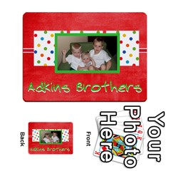 New Flash Cards By Brookieadkins Yahoo Com   Playing Cards 54 Designs   Tcmyo8zjddqm   Www Artscow Com Back
