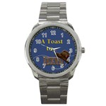 daddy watch - Sport Metal Watch