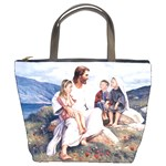 Scripture Bucket Bag--My kids with Jesus