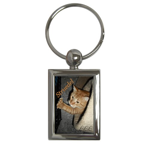 By Laurie   Key Chain (rectangle)   S2f9pjcrtscb   Www Artscow Com Front