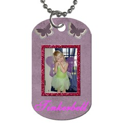 By Elizabeth   Dog Tag (two Sides)   Ek0clh863sh3   Www Artscow Com Back
