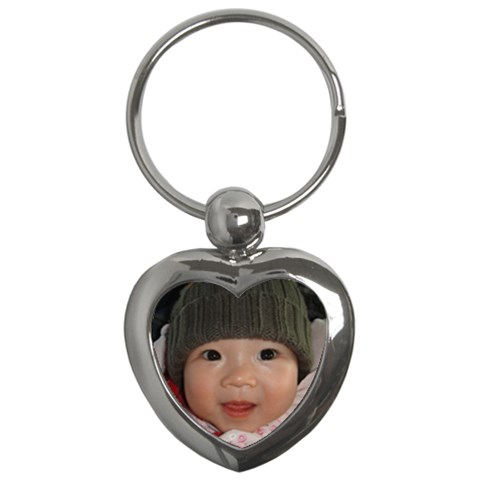 Heartkey By Rebecca   Key Chain (heart)   Vpl024un614f   Www Artscow Com Front