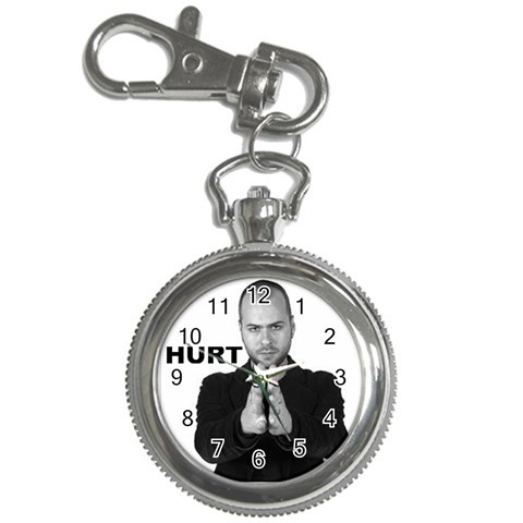 Hurt By Coon   Key Chain Watch   Cdzsnj4z9khj   Www Artscow Com Front