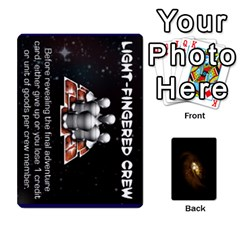 Queen Galaxy Trucker Expansion  By Bob Menzel   Playing Cards 54 Designs   Y4jvz700h5ng   Www Artscow Com Front - SpadeQ