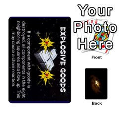 Galaxy Trucker Expansion  By Bob Menzel   Playing Cards 54 Designs   Y4jvz700h5ng   Www Artscow Com Front - Heart2