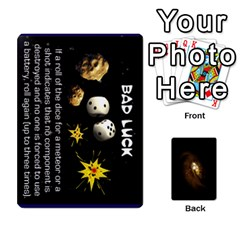 Galaxy Trucker Expansion  By Bob Menzel   Playing Cards 54 Designs   Y4jvz700h5ng   Www Artscow Com Front - Heart8