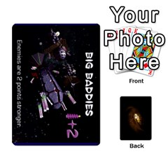Ace Galaxy Trucker Expansion  By Bob Menzel   Playing Cards 54 Designs   Y4jvz700h5ng   Www Artscow Com Front - DiamondA