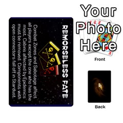 Galaxy Trucker Expansion  By Bob Menzel   Playing Cards 54 Designs   Y4jvz700h5ng   Www Artscow Com Front - Spade6