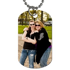 Bff  By Jessica Sell   Dog Tag (two Sides)   9pmtoatz3t5m   Www Artscow Com Back